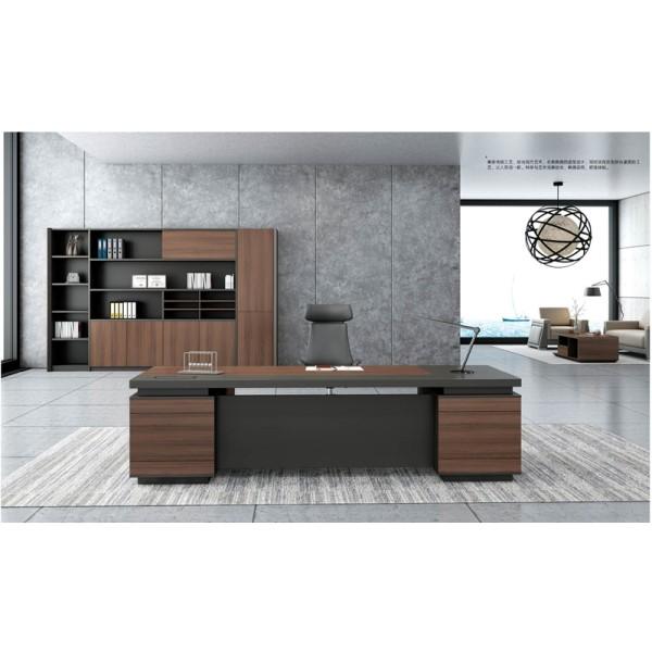 Modern Design Executive Office Desk, Made of MFC board melamine (KT-02T2820)