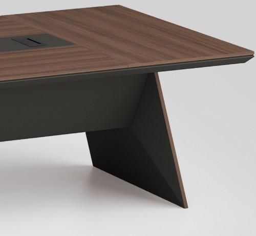 Modern Design Conference Table, made of melamine board (KT-01C3213)