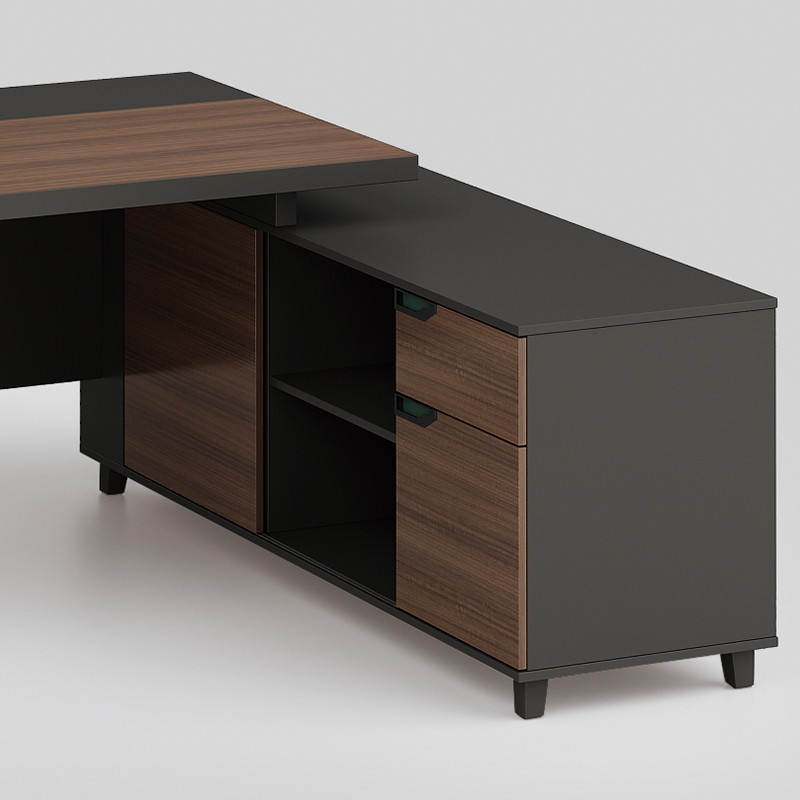 Modern Design Executive Office Desk((KT-05T1816))