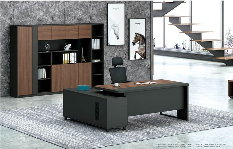 Modern Design Executive Office Desk (KT-05T1816)