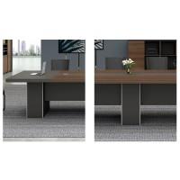 Modern Design 10 Seater Conference Table, made of melamine board (KT-03C3614)