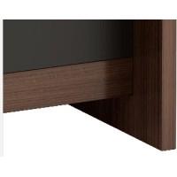 Modern Design L Shaped Executive Office Desk, Made of MFC(KT-06T1816)