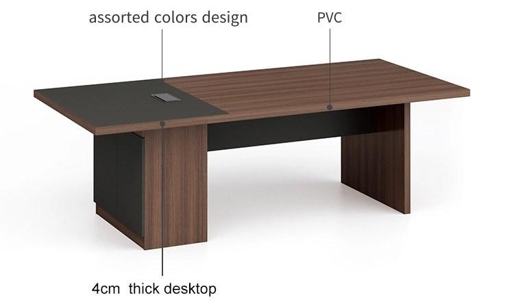 Modern Design 10 Seater Conference table (KT-04C2411)