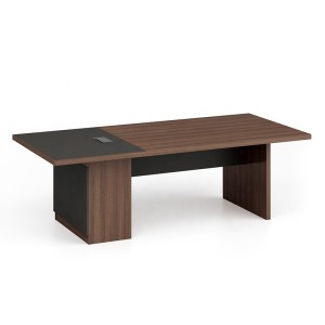 Modern Design 10 Seater Conference Table, made of melamine board (KT-04C2411)