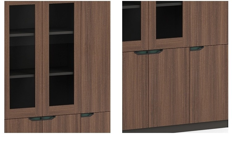 Wholesale Office File Cabinets with glass doors(KT-08B1220)
