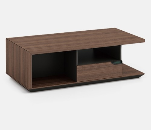Wholesale wooden office tea table with drawer (KT-03F1470)