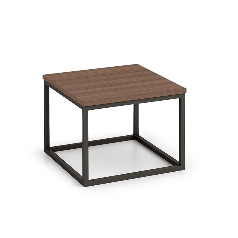 Wholesale small square corner coffee table   (KT-02F6060)