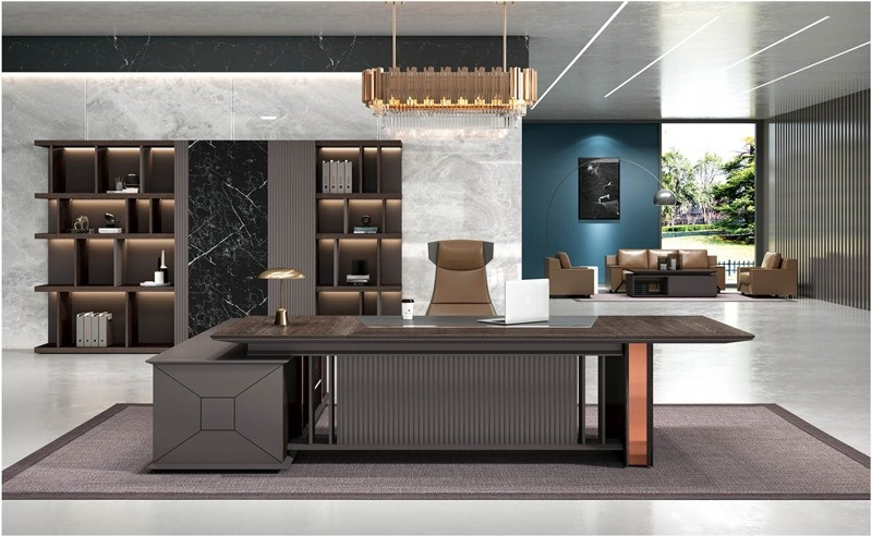 ZB-11T# Executive Desk