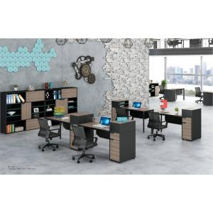 1-Person Office Screen Workstation With File Cabinet(LT-02W1506)