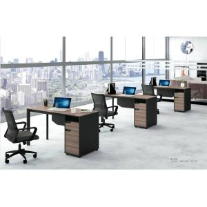 1-Person Office Screen Workstation With File Cabinet(LT-01W1406)