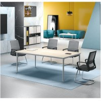 Modern Design 6 Seater Conference Table, made of melamine board (RS-31C2010)