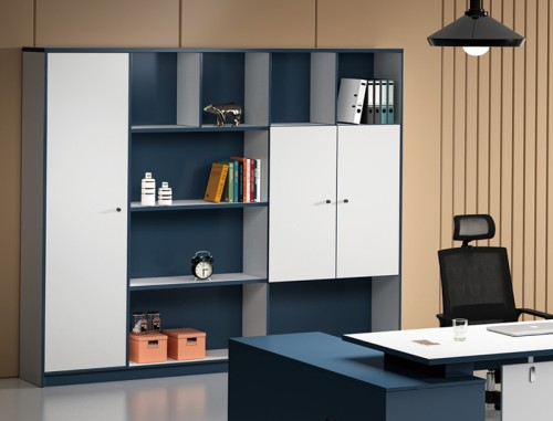Wholesale Modern Simple Design File Cabinet Set With Door (MS-51B2420)