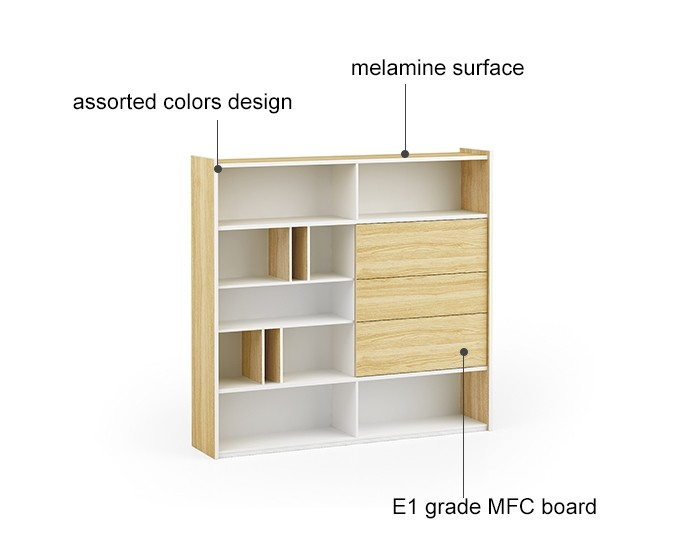 Wholesale Modern Simple Design Wall Cabinet (YM-05B1918)