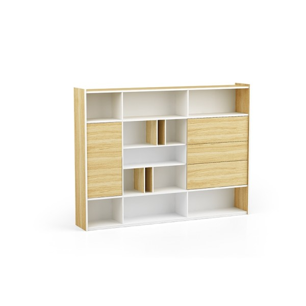 Wholesale Modern Simple Design File Cabinet (YM-07B2418)