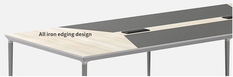 Modern Design 6 Seater Conference table
