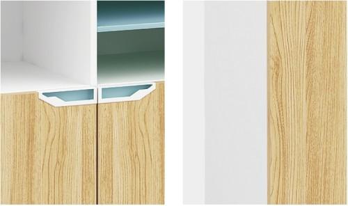 Wholesale modern office file cabinet(YM-02Z8011)