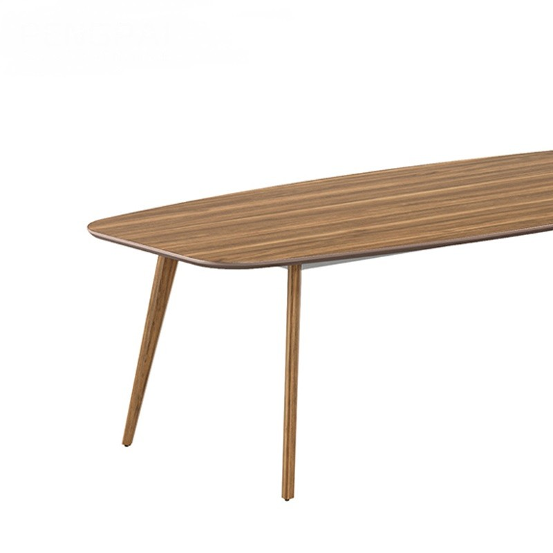 Northern Europe Style Oval Small Seater Conference Table(DS-02C2010)