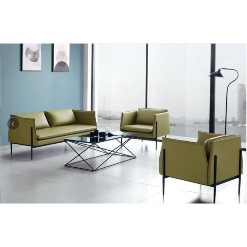 Wholesale Modern Office  Sofa With Solid Wood Inner Frame(SF-L2196)