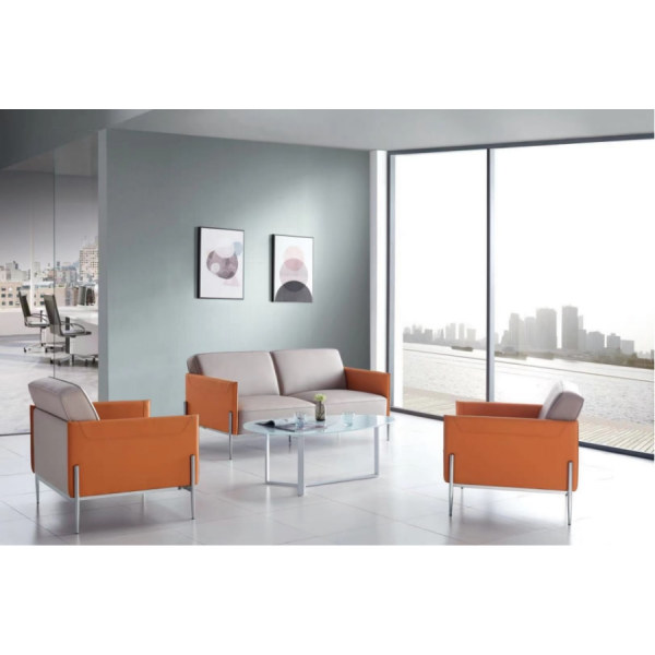 Wholesale Modern Office  Sofa With Solid Wood Inner Frame(SF-L2191)