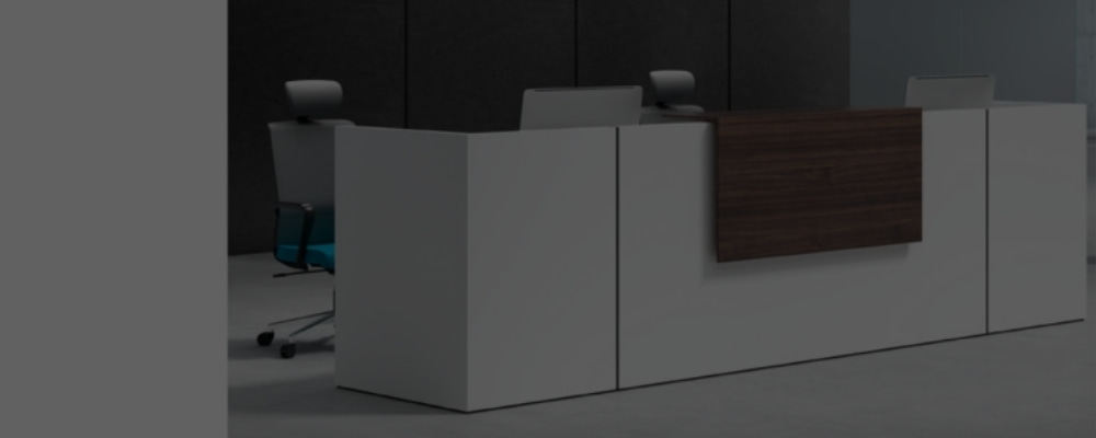 wholesale Modern Receptionist Desks