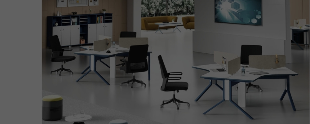 wholesale 3 Person Workstations