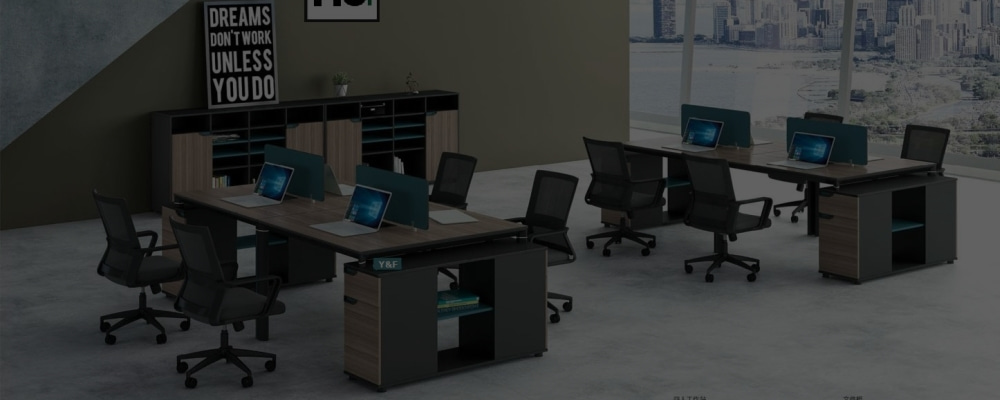 wholesale 4 Person Workstations
