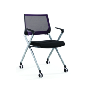 China Office Chair Supplier & Modern Office Training Chair & Stackable Training Chair with Cushion