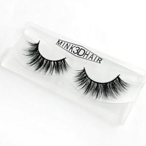 China manufacture oem mink fur lashes eyelashes vendor with custom box