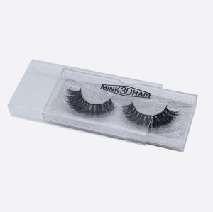 China factory price mink eyelashes 3d custom packaging boxes with your own logo