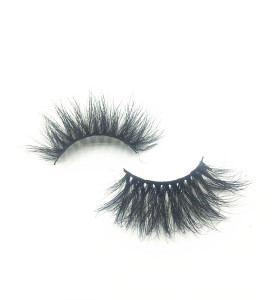 Veteran 6d faux mink 28mm eyelashes with packaging boxes