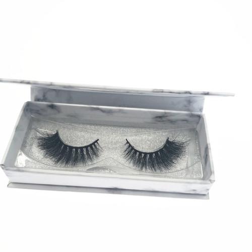 Veteran 3d mink eyelashes vendor diamond eyelashes with box packing