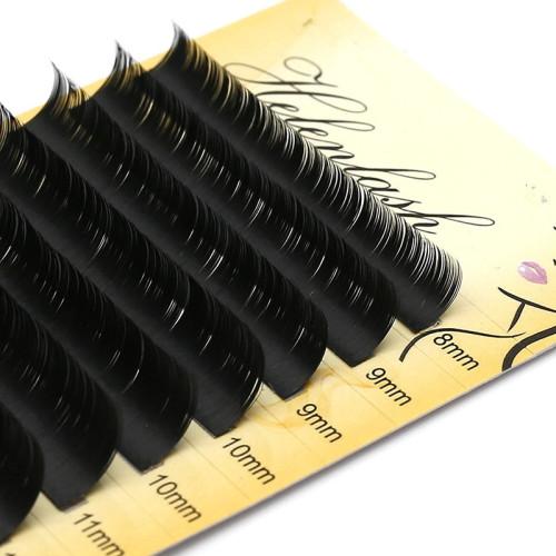 Veteran fast delivery Korea Individual Eyelashes Lash Extension silk eyelash extension In Stock