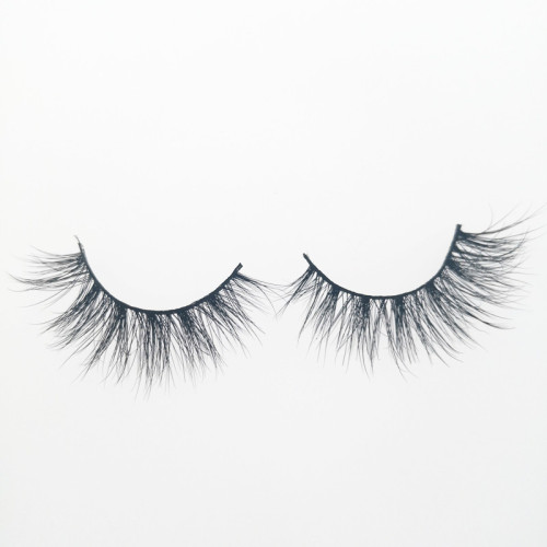 Veteran wholesale real mink eyelashes 3d with eyelashes package box