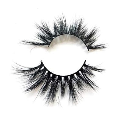 Veteran 5d mink soft faux fur eyelashes private label with serum eyelash package