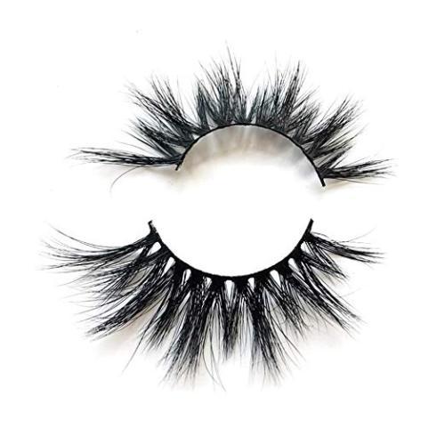 Veteran 5d mink soft faux fur eyelashes private label with serum eyelash package
