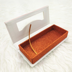 Your own brand custom lash packaging eyelash box luxury private label custom eyelash packaging box