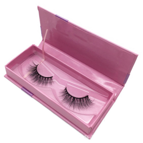 Your own brand custom lash packaging eyelash box luxury private label custom eyelash packaging box