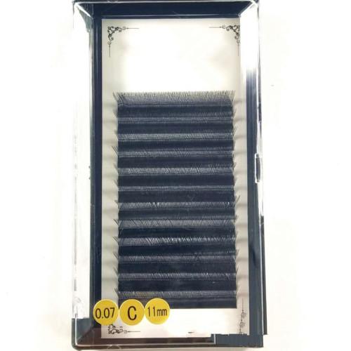 Veteran lash extension supplies y eyelash extensions with eyelash logo package box