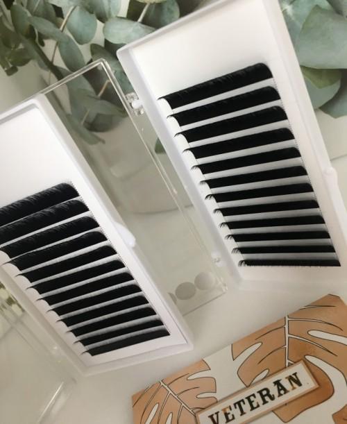 Veteran eyelash vendors dramatic eyelashes extension with private label eyelash box packaging