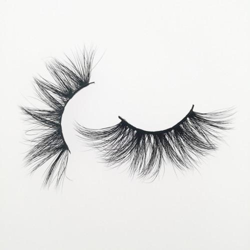 Qingdao Veteran false eyelashes manufacturer mink eyelashes 3d private label with custom box eyelashes