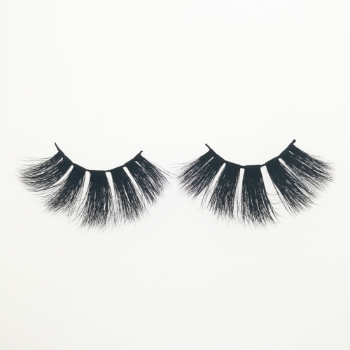 Qingdao Veteran best selling eyelashes mink eyelashes cruelty free with custom packaging