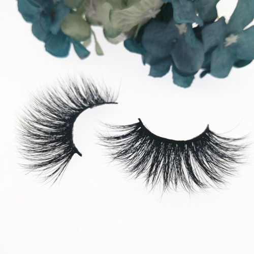 25mm mink eyelashes vendor siberian mink eyelash wholesale 3d mink eyelashes with customize box