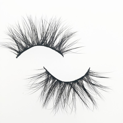 False eyelashes manufacturer best 100% mink eyelashes private label with packaging boxes eyelashes