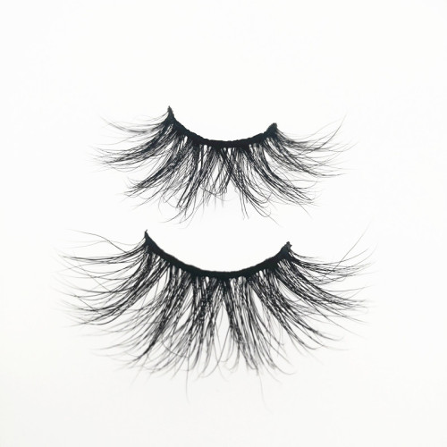 False eyelashes manufacturer best 100% mink eyelashes private label with packaging boxes eyelashes