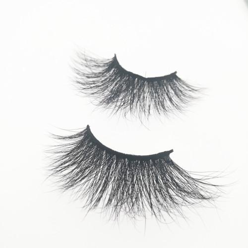 Qingdao Veteran best selling eyelashes siberian mink 3d eyelashes with packaging boxes eyelashes