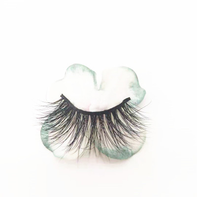 China Supplier Hot selling cruelty free 3d mink eyelashes regular length
