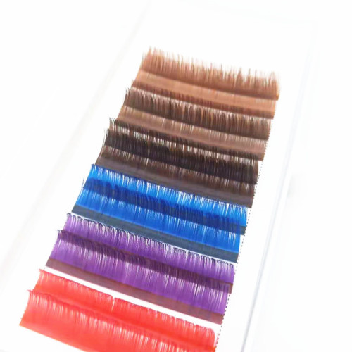 Beautier eyelash extention prime silk with your own brand