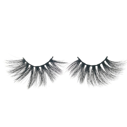 Custom Handmade  25MM Mink Eyelashes And Mink Lashes Private Label Lashes Packing Box