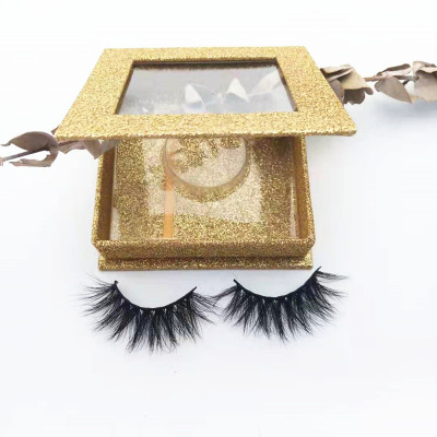 Manufacturer Vendors Supplies  Mink eyelash vendor handmade  with marble custom box your own brand