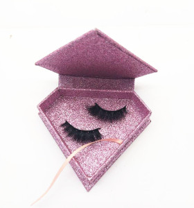 Best Selling high  Quality Factory Price Custom Packaging Mink  Eyelash